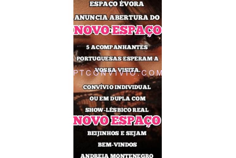Espaço Évora Acompanhantes de Luxo Portuguesas 24H