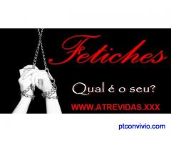 FETICHES SEXUAIS - AtrevidasCam