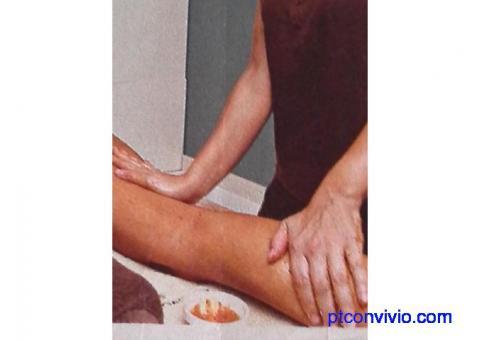 Massagista brasileira